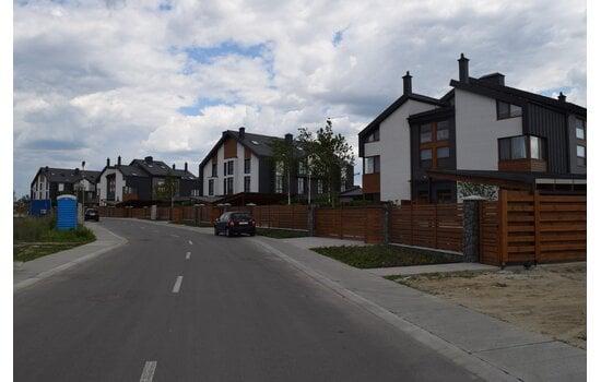 16 домов проекта QDRO в коттеджном городке
